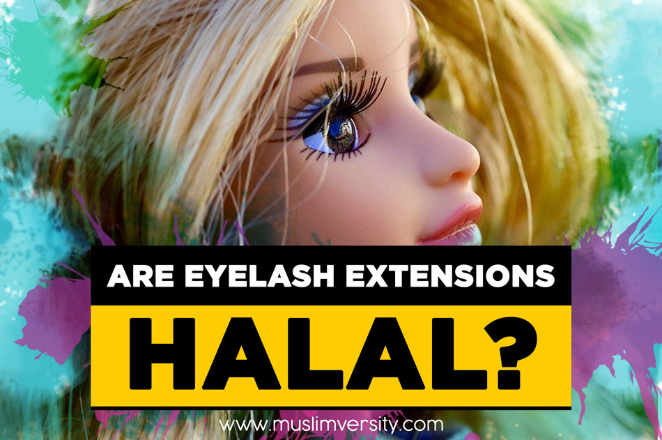 Are Eyelash Extensions Halal?