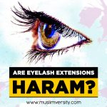 Are Eyelash Extensions Haram